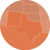 West<br />Texas